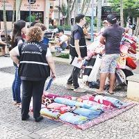 Pedintes vencem batalha na justiça e terão exclusividade na região central de Franca
